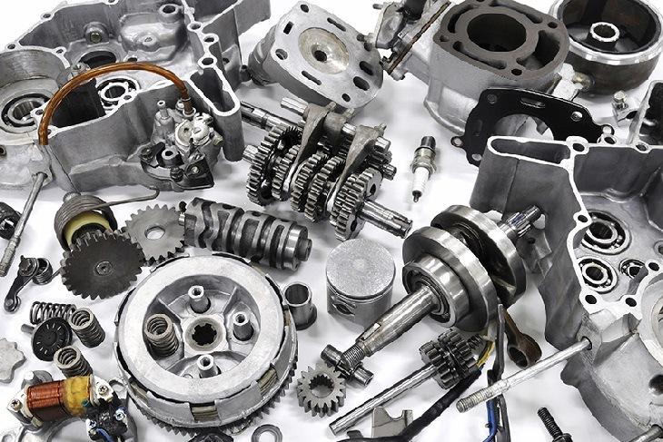 Gestion taller mecanico: Imagen de repuestos de coche