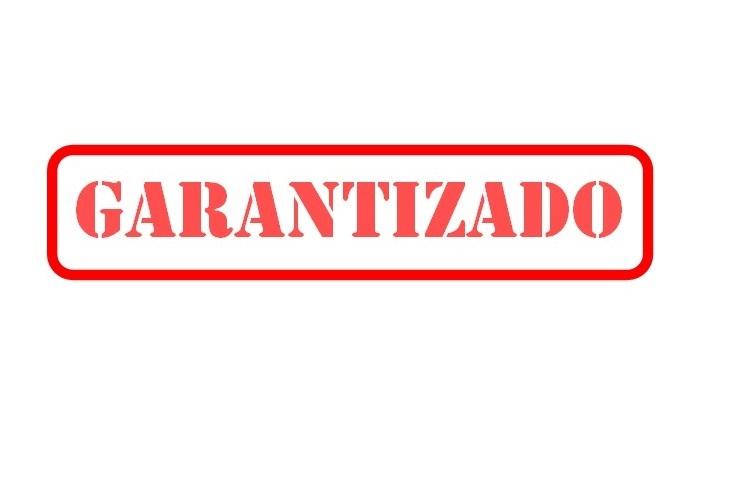 sello de garantía en un programa para talleres