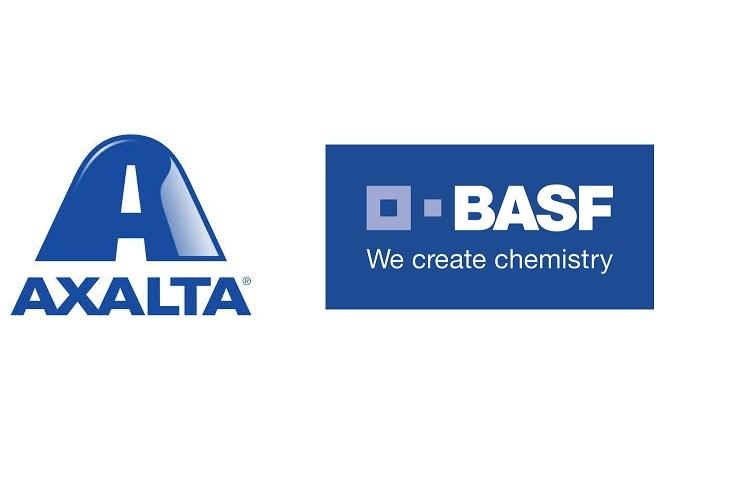 Programa para taller mecanico logos Axalta y Basf