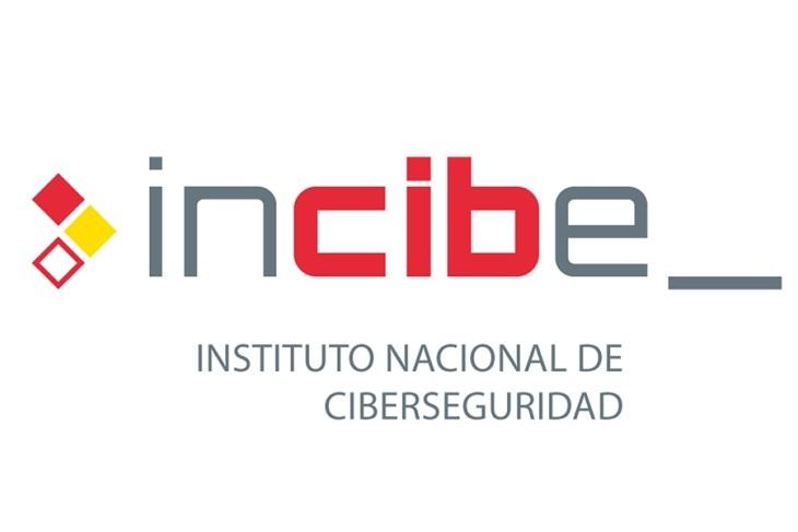 logo del incibe hablando de programa de gestion para PYME