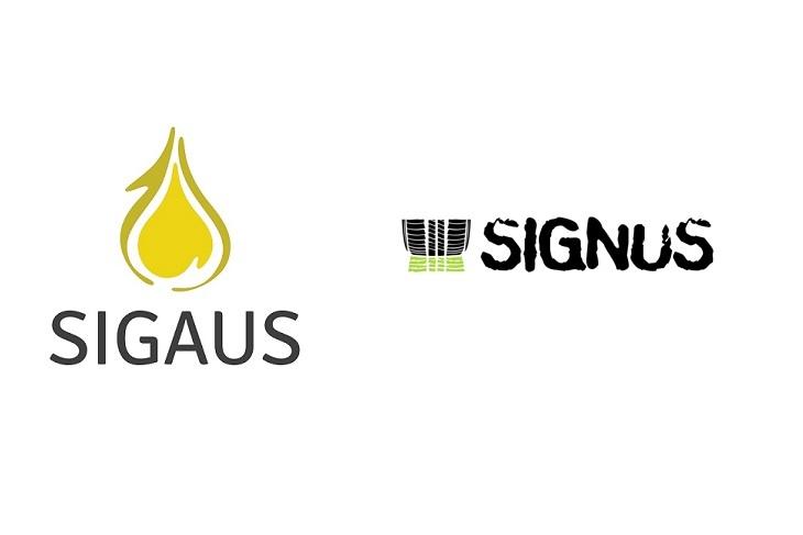 Logos de Sigaus y Signus